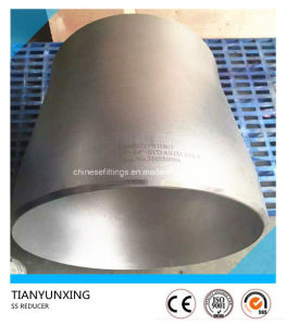 ASTM B16.9 Stainless Steel Seamless Eccentric Reducer pictures & photos