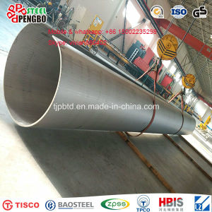 304 316321 347 Sch40 Stainless Steel Pipe with Ce pictures & photos