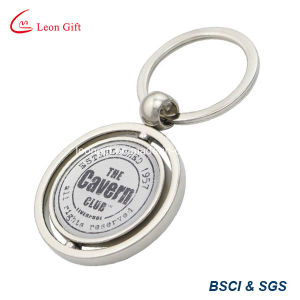Zinc Alloy Spinning Key Tag pictures & photos