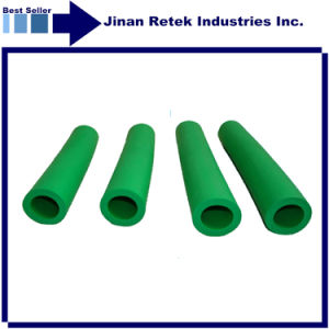 9mm Green Fireproof Insulation Pipe pictures & photos