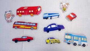 Cartoon PVC Rubber Soft Magnet pictures & photos