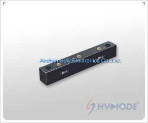 Laser Power Supply High Frequency Half-Bridge Rectifier (HQLG5~500KV/0.2A) pictures & photos