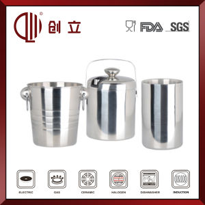 Promotion Barware Stainless Steel Ice Bucket