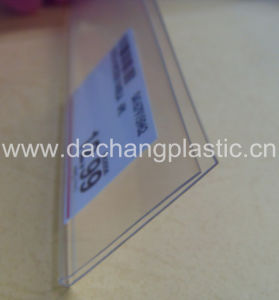 Flat 40mm Clear Adhesive Price Ticket Strip pictures & photos