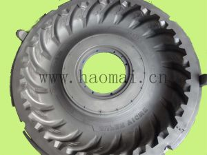 China Forst & Harvester Tyre Mold pictures & photos