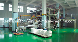 2.4m SMS New Technology PP Spunbond Fabric Making Machine pictures & photos