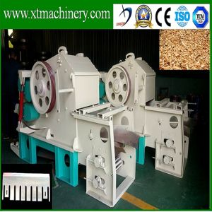 Bx218 Model, 20cmb Per Hour Output Bamboo, Sugar Cane, Recycled Pallet Processing Chipper pictures & photos
