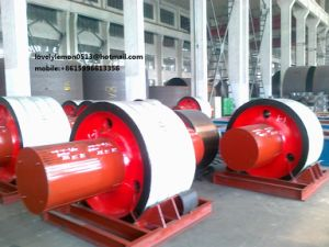 Support Roller Used in The Rotary Kiln for 1000tpd Cement Production Line pictures & photos