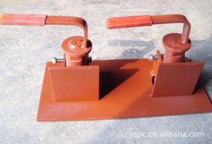 Container Screw Twistlock Trailer Turn Twist Lock pictures & photos