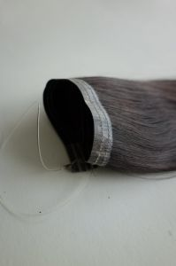 Flip in Weft with 100% Human Remy Hair pictures & photos
