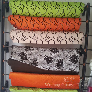 Super Soft Velour Short Pile Flocking Fabric for Home Textile pictures & photos