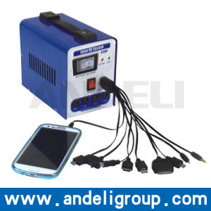 Portable Solar Power Generator (S1206) pictures & photos