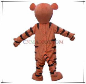 Jumping Tiger Mascot From Winnie Pooh Cartoon Character Movie pictures & photos