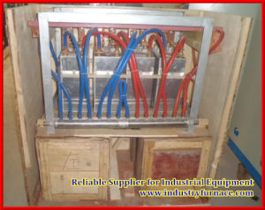 Electric Industrial Coreless Medium Frequency Induction Furnace/Oven/Stove for Melting Cast Iron/Grey Iron/Steel/Stainless Steel/Copper/Bronze/Brass/Aluminum pictures & photos