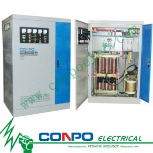 SBW-300kVA Full-Auotmatic Compensated Voltage Stabilizer/Regulator pictures & photos