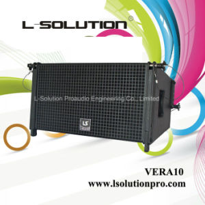 "Tw10 1X10"" Powerfull Mini Line Array"