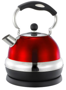 Home Use Electric Kettle in Chili Red (OULT-0825A)