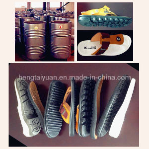 PU Resin for Casual Shoes for Both Men and Women Zg-P-6955/Zg-I-8308 pictures & photos