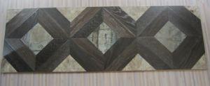 HDF Material High Quality Art Parquet Laminate Flooring pictures & photos