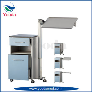 Medical Aluminum Alloy Bedside Locker pictures & photos