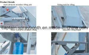 4t Super Scissor Car Lift Underground Type pictures & photos