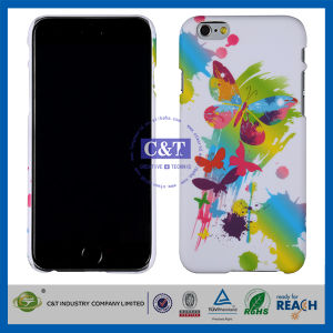 C&T 2014 Hot Sale Rubberized PC Cover for iPhone 6 pictures & photos