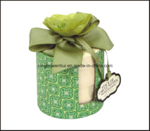 Promotional Shaped Memo Pad Note Cube with Ribbon pictures & photos