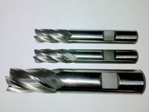 DIN844 HSS Ground End Mills/ Cutting Tool/ End Mill pictures & photos