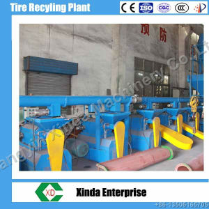 Xinda Waste Tyre Recycling Rubber Powder Superfine Pulverizer pictures & photos