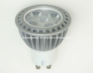 CE, RoHS Approved GU10 LED Light 5W 520lm pictures & photos