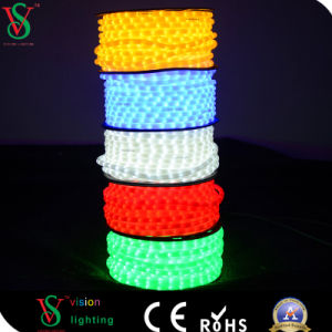 High Quality 2 Wire Christmas Decorative LED Rope Light pictures & photos
