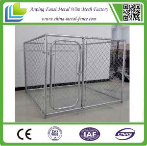 Powder Coated Finish Cheap 10X10X6 Foot Classic Outdoor Dog Kennel pictures & photos
