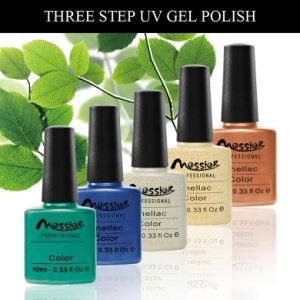 Long Lasting Gel Nail Polish UV/LED Nail Gel Bulk Wholesale 10ml pictures & photos