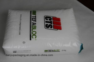 New 25kg Squared Bottom PE Valve Bag pictures & photos