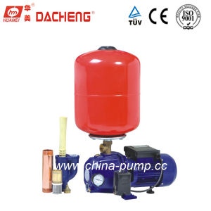 Dp Series Electric Self-Priming Deep Well Pump with Pressure Tank pictures & photos