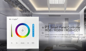 RGB/RGBW/RGB+CCT Smart Panel Controller (P3) pictures & photos