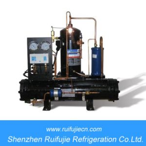 Copeland Scroll Refrigeration Compressors for Cold Room (ZF40K4E-TWD-551) pictures & photos
