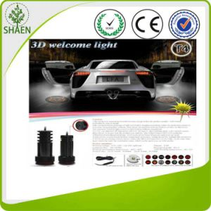 CREE Chip LED Car Door Ghost Shadow Logo Light pictures & photos