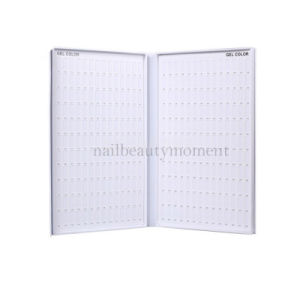 120/216/308 Nail Color Display Chart Salon Use Color Book (M28) pictures & photos