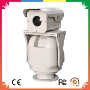 640*480 Uncooled Sensor Infrared Thermal Imager with 360 Degree PTZ pictures & photos