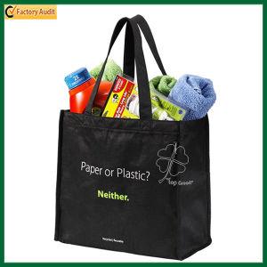 Eco Custom Logo Non Woven Shopping Bag (TP-SP497) pictures & photos
