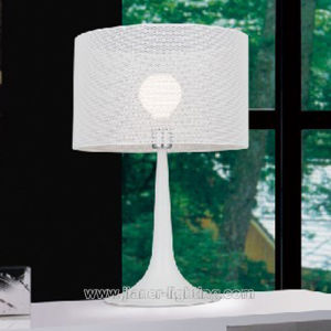 Home Metal Decorative Hotel Standing Desk Table Lamp Light pictures & photos