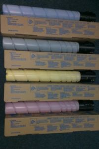 Tn321 Color Toner for Konica Minolta Bizhub C224/C284/C364/C554/C454 pictures & photos