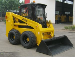 More Powerful Skid Steer Loader, with Perkins Engine and Rexroth Pump, CE Approved with Best Price