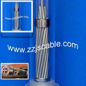 ACSR Rabbit BS Standard Bare Overhead Aluminium Conductor Steel Reinforced pictures & photos