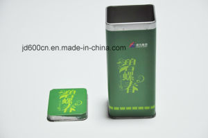 Printed Tin Tea Box Customized Box Accept pictures & photos