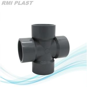 CPVC Fitting of Tee Elbow Flange Reducer Bushing Coupling pictures & photos