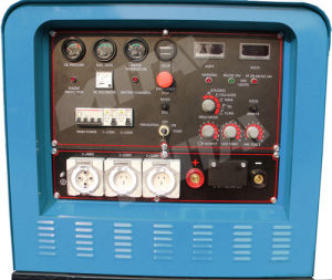 Single Phase Arc Welding Machine for Pipeline Welding pictures & photos