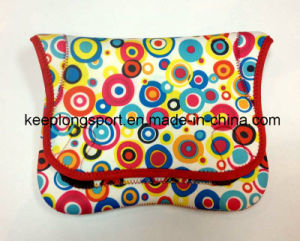 "Customized and Waterproof Neoprene Laptop Bag for 15"" Laptop with Nice Flap"