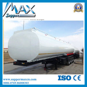 High Quality Palm Oil Tank Semi Trailer pictures & photos